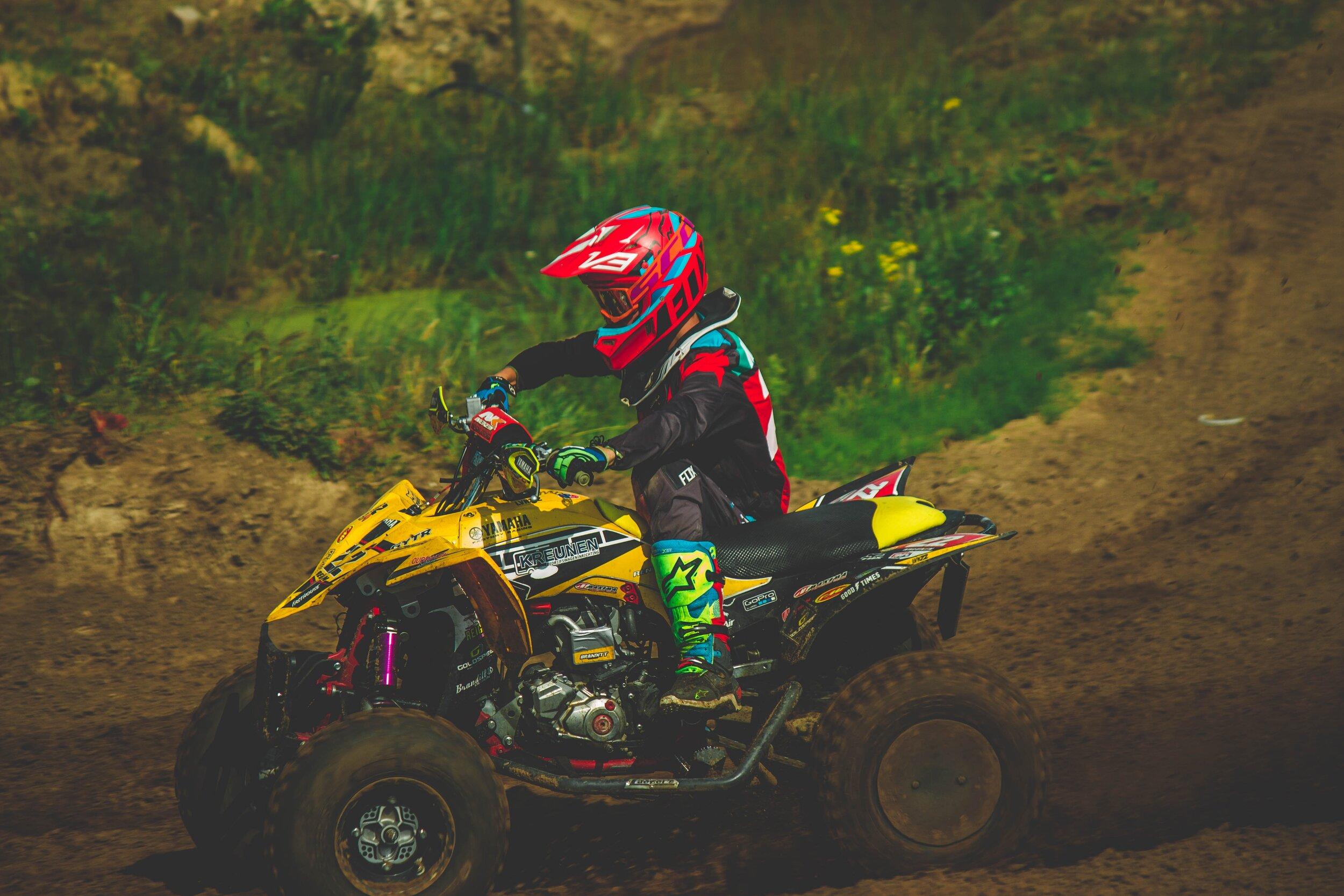 ATV Tomahawk Trail